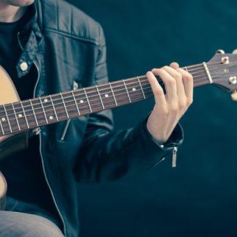Manieren om het gitaarspel te leren