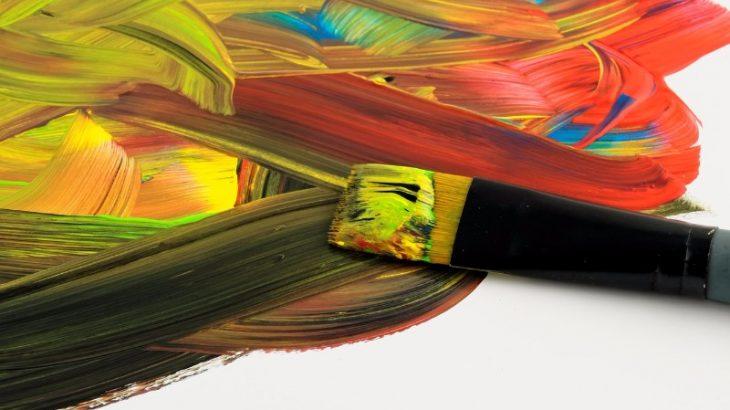 acrylverf-schilderen