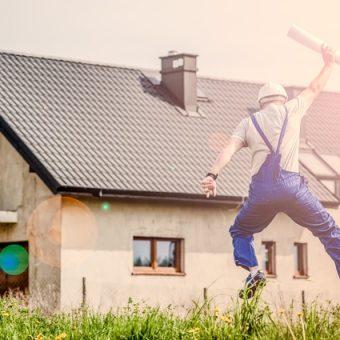 Het bouwen van een eigen huis