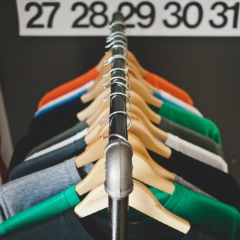 T-shirts, soorten en materialen